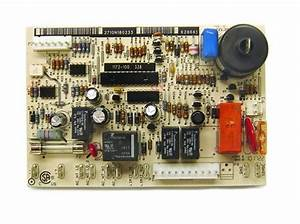Refrigerator Power Supply Circuit Board 628661