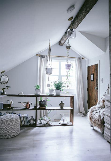 A Dreamy Attic Bedroom Makeover  Daily Dream Decor