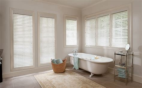 ideas for bathroom window treatments 7 bathroom window treatment ideas for bathrooms blindsgalore