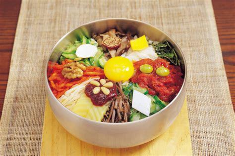 Korean Traditional Food Food