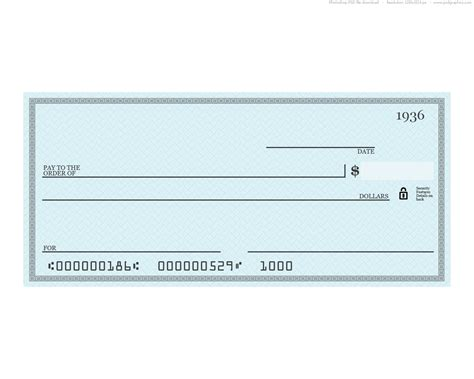 check template psd blank check template beepmunk