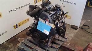 Moteur Audi 80 Avant  8c5  B4  1 9 Tdi