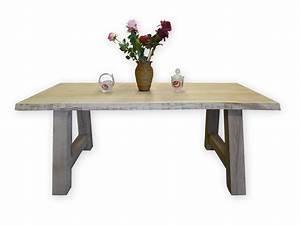 Tisch 8 Personen : tisch esstisch speisetisch eiche massiv 10 personen unbehandelt 2843 ebay ~ Markanthonyermac.com Haus und Dekorationen