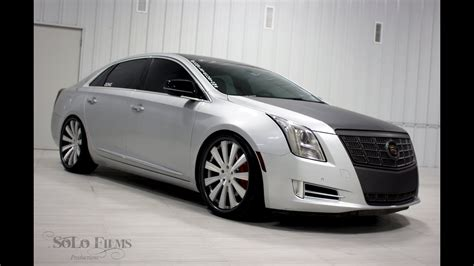complete customs  cadillac xts youtube