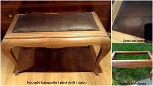 Banquette Pied De Lit : banquette pied lit photo de mobilier petit ou grand ~ Dailycaller-alerts.com Idées de Décoration