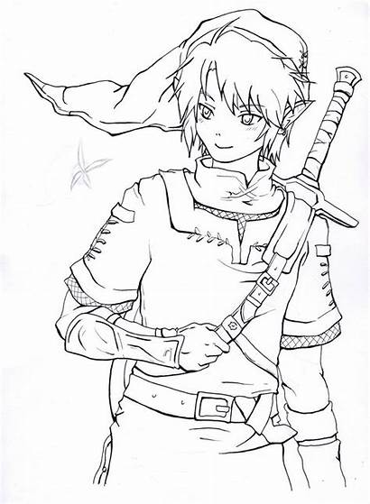 Zelda Link Legend Deviantart
