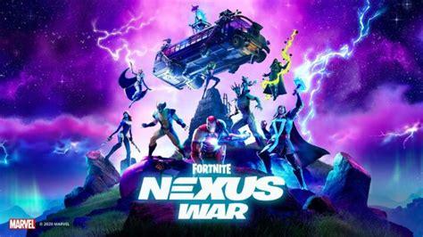 Fortnite Chapter 2 Season 4 Nexus War Cinematic Trailer ...
