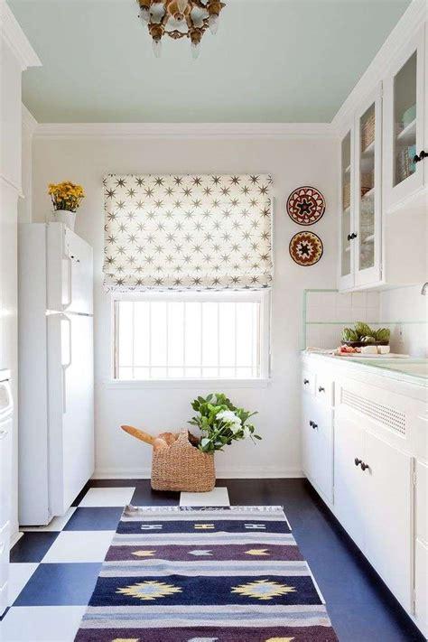 amenager une cuisine en longueur comment aménager une cuisine en longueur