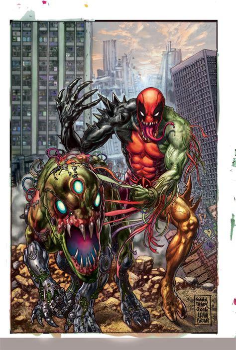 deadpool  carnage volume   spider man wiki