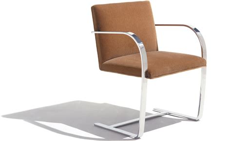 Brno Chair With Flat Bar Frame