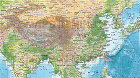 digital vector africa political map  scale