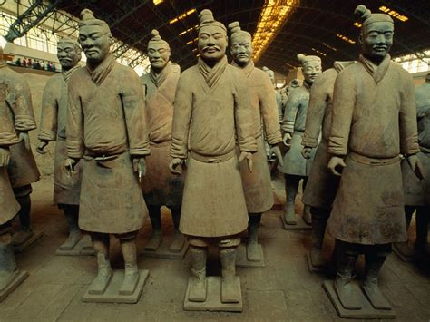 terra cotta warriors found national geographic society