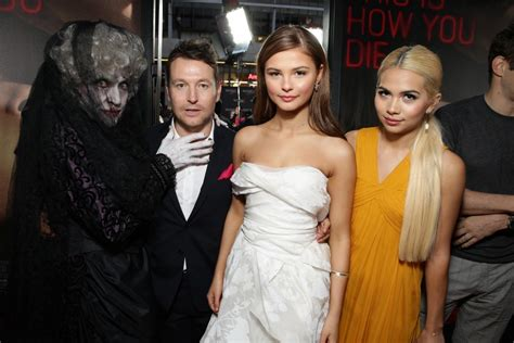Hayley Kiyoko Joins 'Insidious' Horror Franchise - Front ...