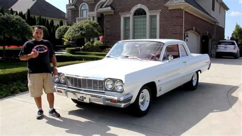 chevrolet biscayne classic muscle car  sale  mi