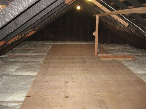 attic flooring energy conservation how to strong attic floors