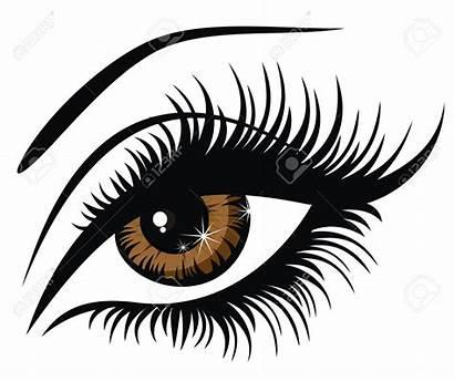 Lashes Clipart Clip Eyelash Clipartmag