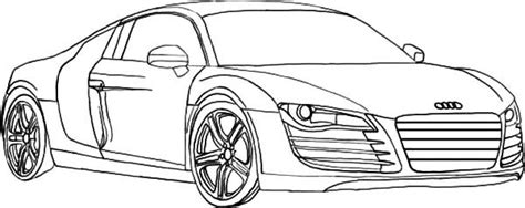 Kleurplaat Bmw E60 by How To Draw Audi Cars Sedan Colouring Page Jpg 600 215 238