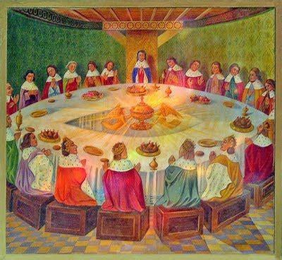 la table ronde arthur la l 233 gende du roi arthur