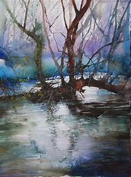 Ann Blockley Watercolour Artist