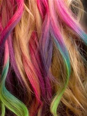 hair chalk ocean waves stephanie vacchio artistry blog