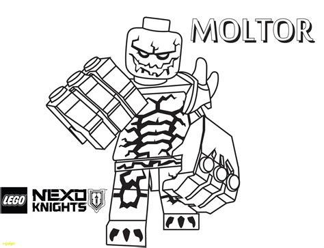 98 Neu Lego Nexo Knights Ausmalbilder Bilder