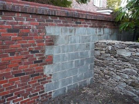 16 best images about cinder block wall transformations on