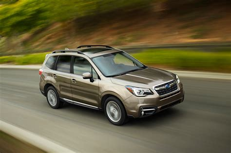 subaru forester red 2017 2017 subaru forester reviews and rating motor trend