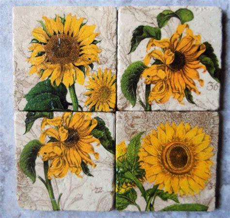 Sunflower Kitchen Decos Sunflower Décor For Serenity