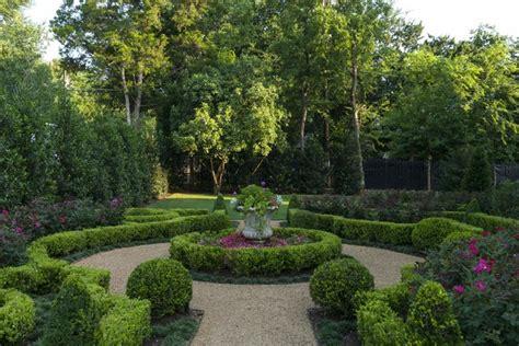 Italian Villa Traditional Landscape Dallas By