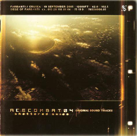 ace combat  shattered skies original soundtrack