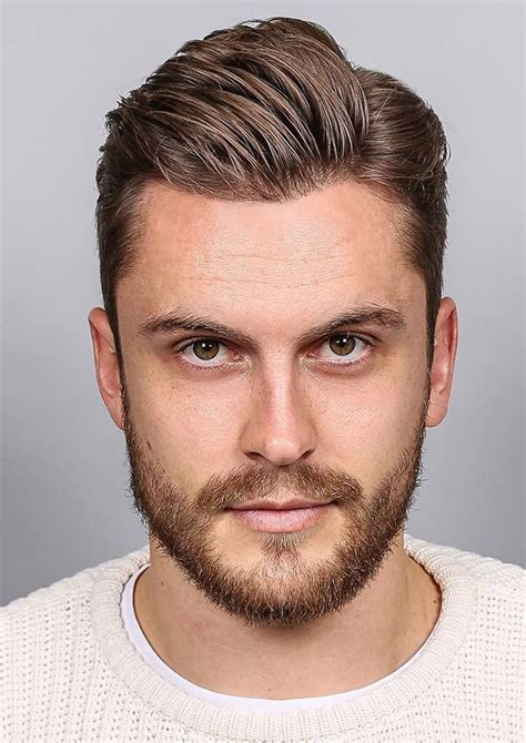 top 20 elegant haircuts for guys with square faces for