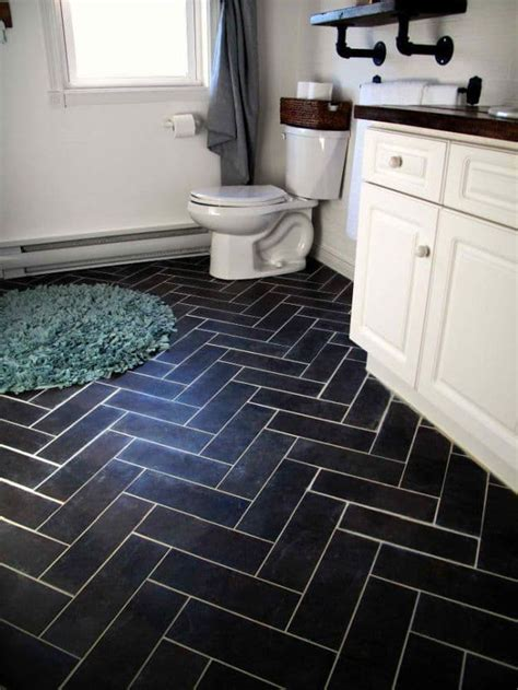 Bathroom Tile Ideas Floor by Diy Bathroom Tile Ideas Diy Projects Bathroom Projects