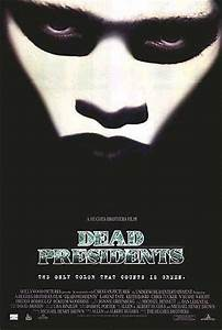 Dead Presidents- Soundtrack details - SoundtrackCollector.com