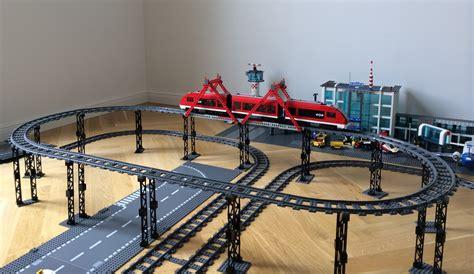 lego city eisenbahn hochbahn ein erster versuch