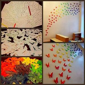 Decorate your home with cute butterfly wall d?cor decozilla
