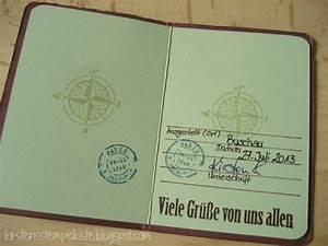 Geldgeschenk Urlaub Basteln : geldgeschenk f r urlaub verpacken ~ Lizthompson.info Haus und Dekorationen