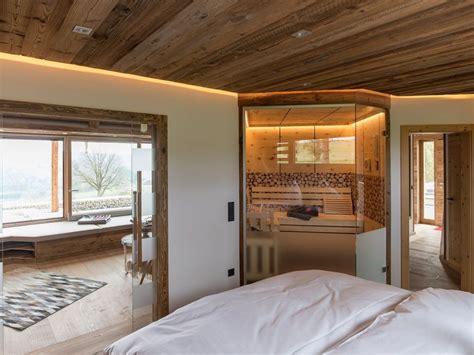 Sauna Im Schlafzimmer by Ferienwohnung Chalet Tirolia Eifel Herr Florian Gutenberg