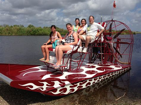 Airboat Financing by Family On The Airboat Boca Raton Airboat Rides