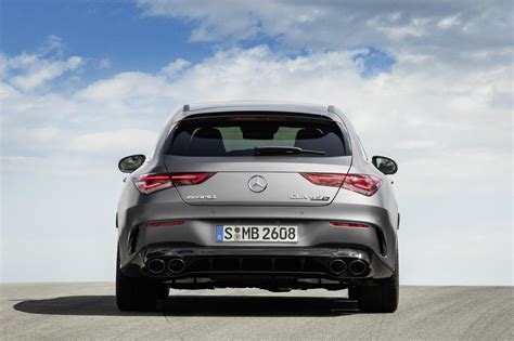 We analyze millions of used cars daily. 2020 Mercedes-AMG CLA 45 Shooting Brake debuts with 415hp ...
