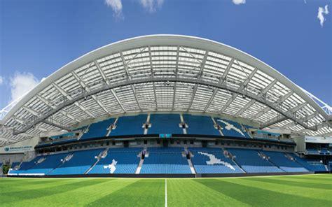 brighton hove albion  amex stadium wallpaper arenaroom
