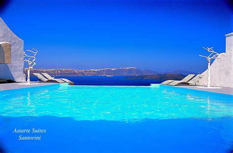Infinity Pool : Astarte Suites Hotel