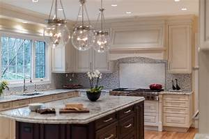 Traditional Kitchen Cabinets Home Design Plan