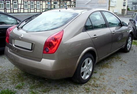 01 08 3rd Nissan Primera P12