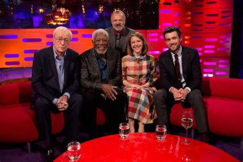 Michael Caine On Graham Norton