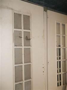 porte interieur petits carreaux a donner a l39horme With porte vitrée petit carreaux intérieur