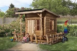 Kinder Holzhaus Garten : kinder holz spielhaus weka mecki abenteuerhaus kinderspielhaus ebay ~ Frokenaadalensverden.com Haus und Dekorationen