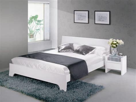 chambre gris perle et blanc chambre grise et blanche 19 idées et modernes pour se
