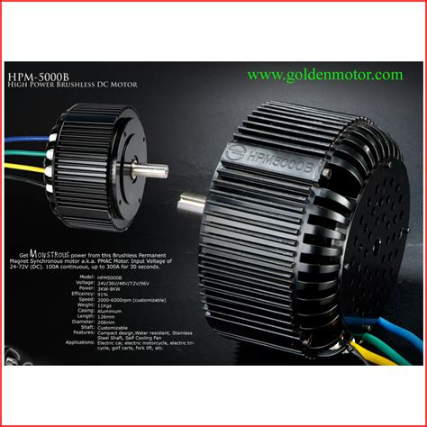 China Electric Motor by China 48v 120v 5kw And 10kw Electric Motorcycle