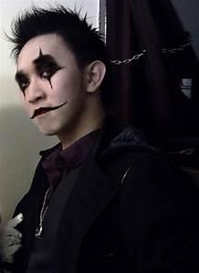 gruselige-idee-make-up-männer | Halloween & other occasion ...
