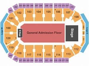 Allen Event Center Tickets In Allen Texas Allen Event